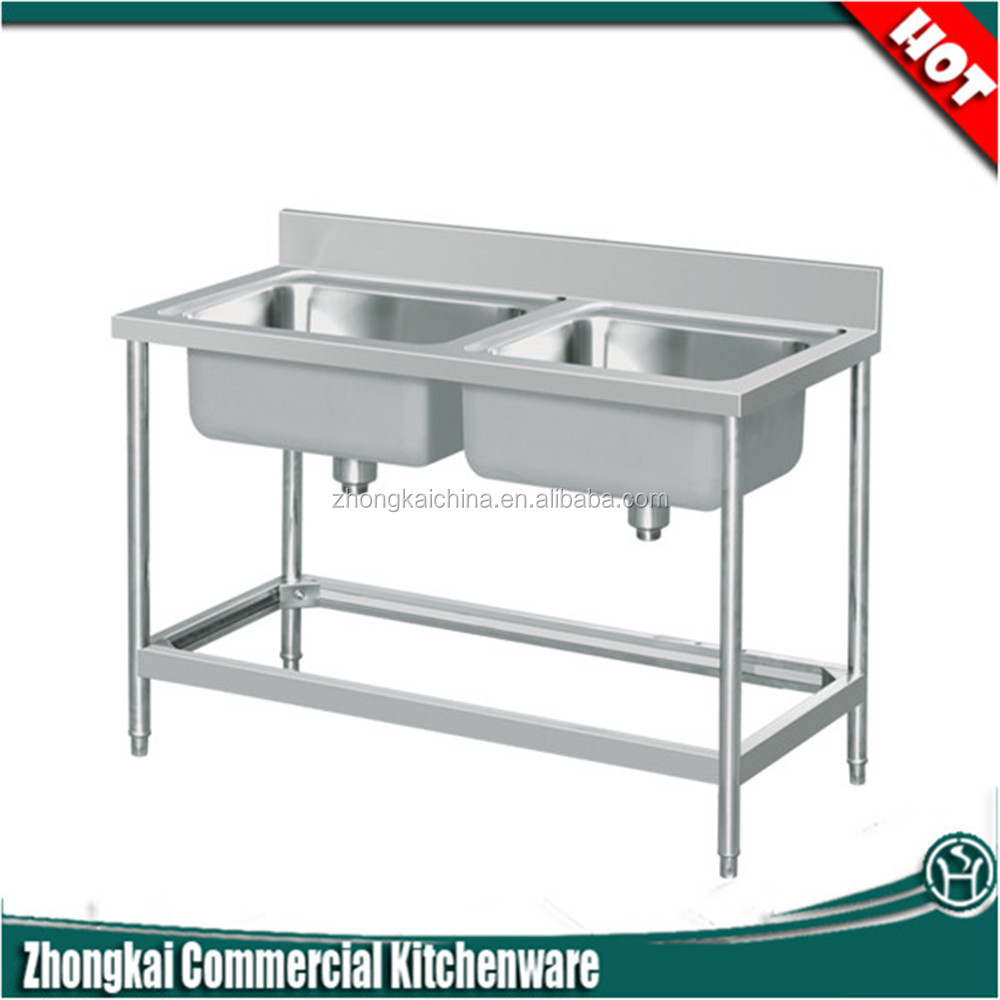 Stainless Steel Kitchen Sink With Legs Manufacturers