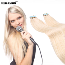 100% Virgin brazilian Remy hair Extensions Factory Price human tape hair