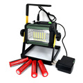 IPX67 36 LED Floodlight Portable Rechargeable Super Bright Lamp LED Street flood light for Camping Fishing