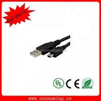 NEW MINI USB type B 3ft MP3 Camera Cable