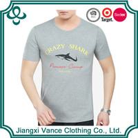 New design printed cheap promotional bulk wholesale free shipping t shirt