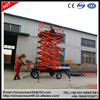 General Industrial Equipment, Mobile Facade Cleaning scissor lift