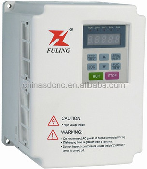 Fuling Frequency Inverter 3.7kw NEW model DZB200B0037L4DK for Spindle Motor Speed Control 380V