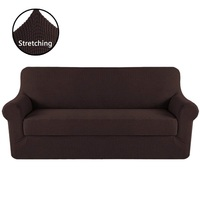 Free Sample Reversible Quilted Furniture Protector, Ideal Loveseat Slipcovers, Waterproof Cut & Sew Sofa Cover