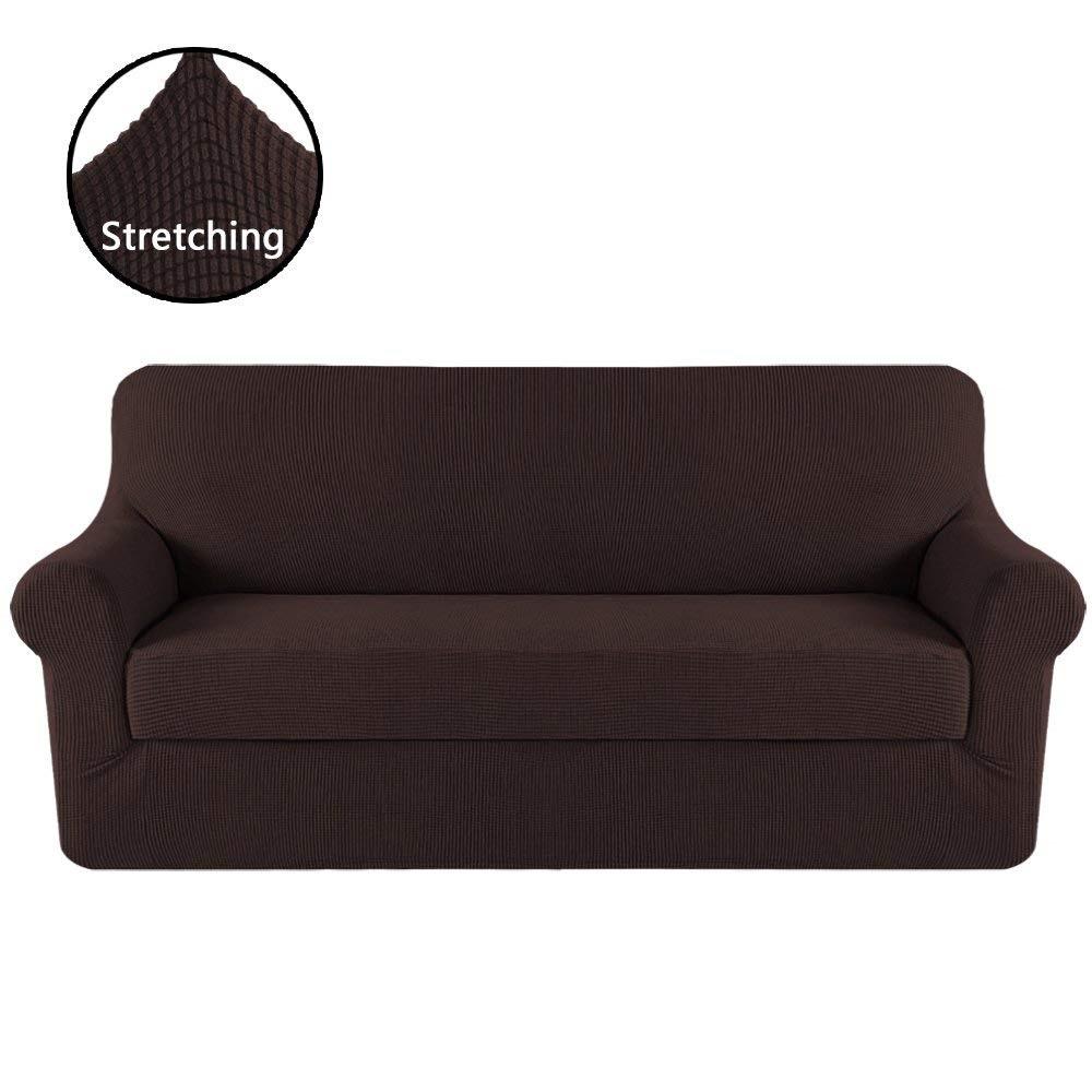 משלוח מדגם הפיך צמר ריהוט מגן, אידיאלי ספה הדו מושבית כיסויים, עמיד למים לחתוך & לתפור ספה כיסוי