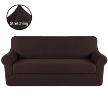 Free Sample Reversible 누빔 가구 Protector, Ideal 이인용 Slipcovers, 방수 컷 & Sew Sofa Cover
