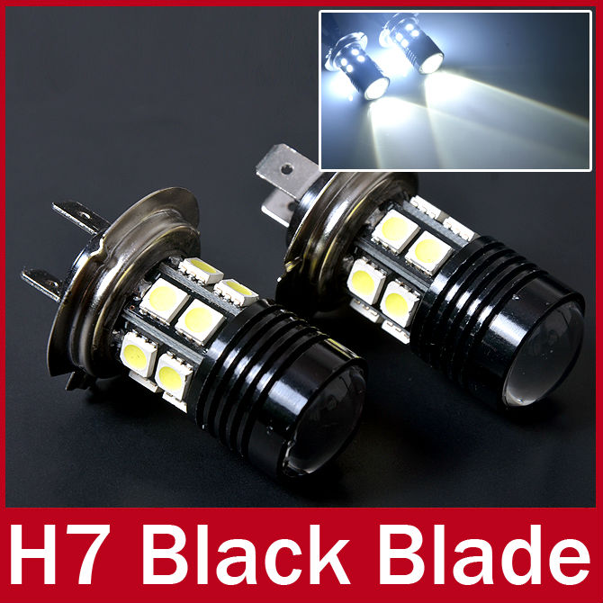 2x h7 led voiture 12 w haute puissance phares antibrouillard 12 5050 smd cree q5 projecteur. Black Bedroom Furniture Sets. Home Design Ideas