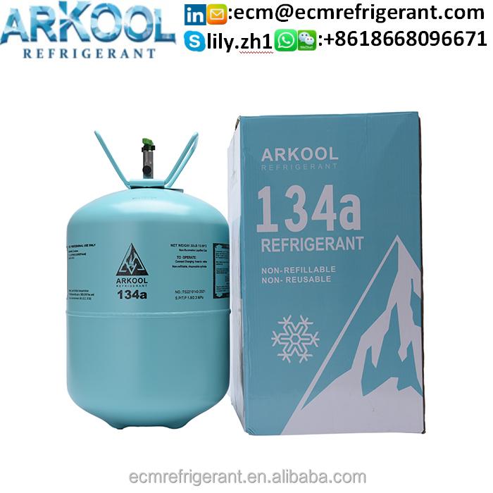 Refrigerant Gas R134a ( Also Provide : R134a / R404a / R407c/  R417a/r600a/r406a/r290/r141b/r402b/r500/r502 Etc) - Buy Gas R134a  Refrigerant,R134a