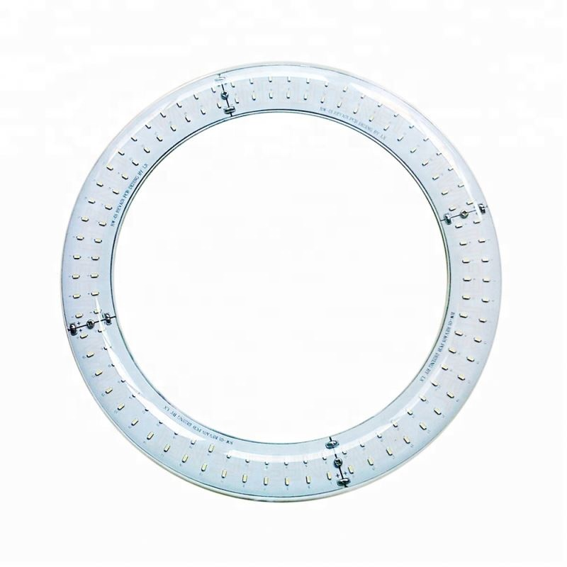 225mm 14w 300mm 20w g10q t9 circular fluorescent 205mm round led circle tube 12w