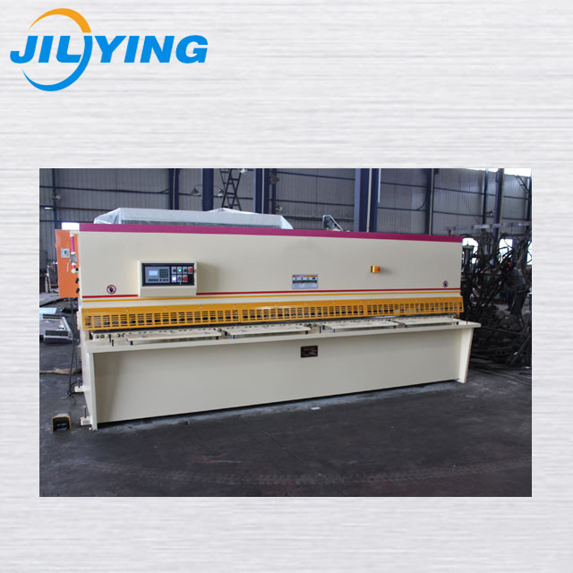 qc12y 10x3200 Automatic Hydraulic Cnc Plate Sheet Metal Press Bending Shearing for <strong>iron</strong>