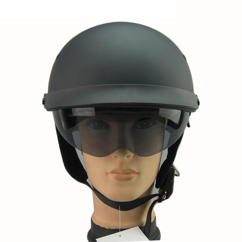 443ff860 Get Quotations · Free shipping, half motorcycle motorcross helmet Capacete,harley  Jet Vintage retro helmet, inner