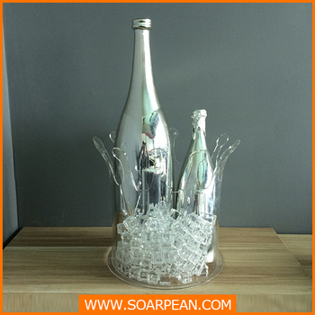 Decorated Champagne Bottles Interesting Fake Fiberglass Champagne Bottle For Decoration  Buy Fiberglass Decorating Design