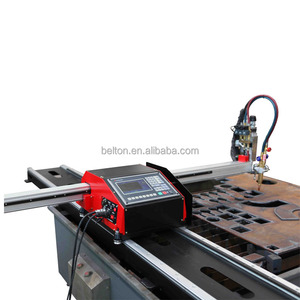 HNC-1500W portable mini CNC plasma and flame cutting machine cutter