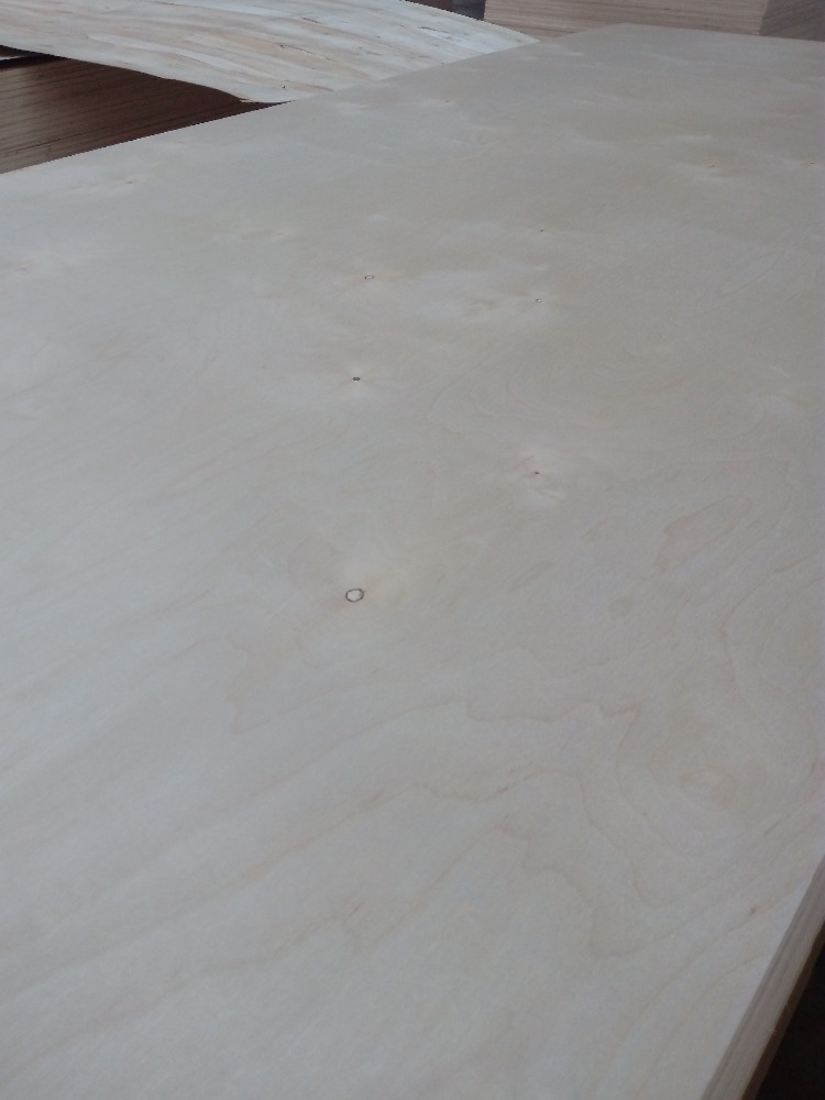 Best Quality 3mm Lumber Core Birch Plywood With Low Price