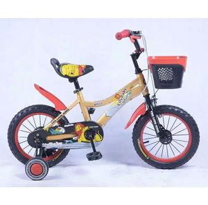 Chinese supplier new design kids bike with strong frame and portable saddle