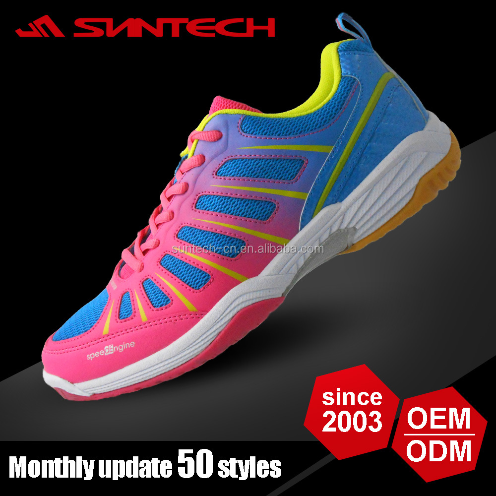 2016 wholesale badminton shoes unisex sport shoes