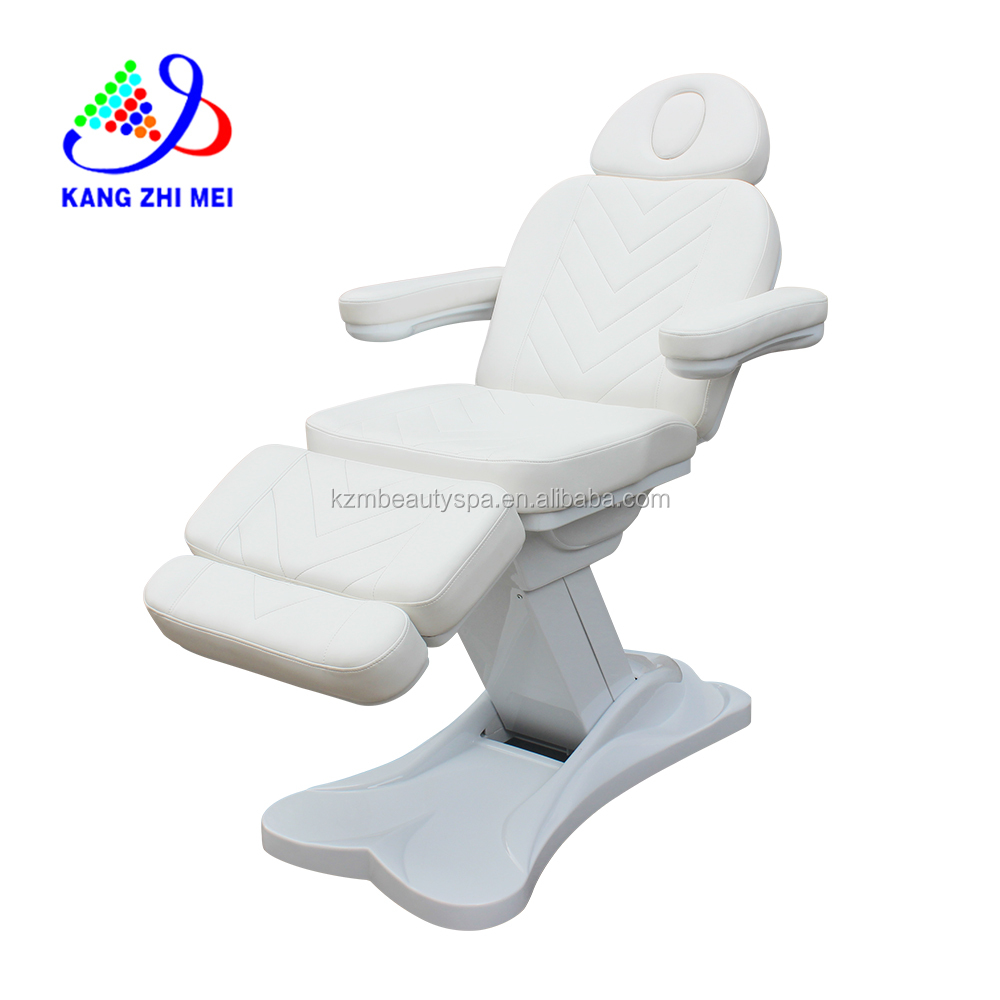 Electric beauty salon massage facial chair massage bed massage table 8836