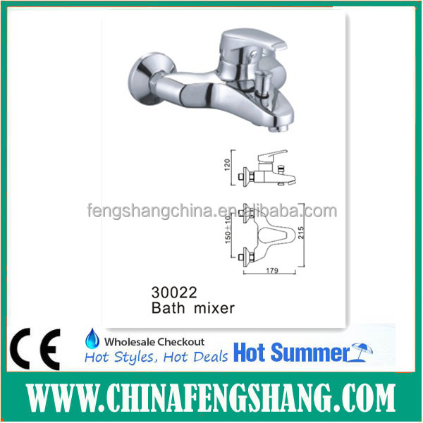 Bathroom faucet bath tap Sanitary ware for body cleaning