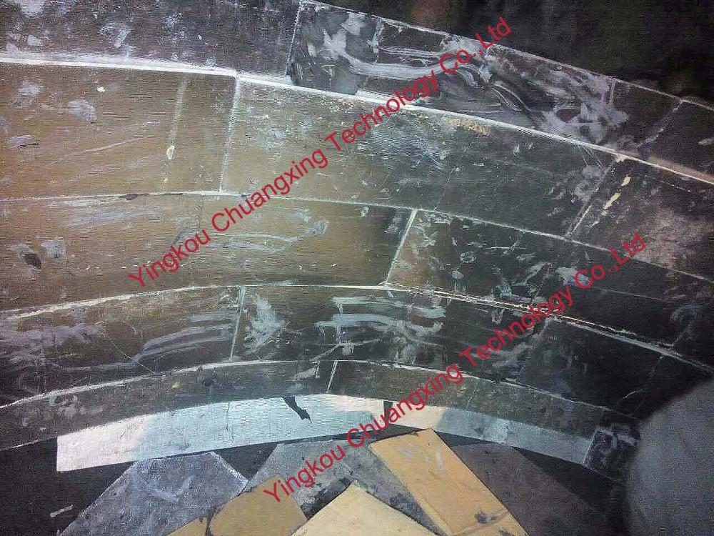 High Temperature Furnaces Insulation Ceramic Fiber Board