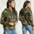 Custom Clothing Manufacturers, Pullover Custom Hoodies Long Sleeves Camo Print Custom Brand Branded Hoody