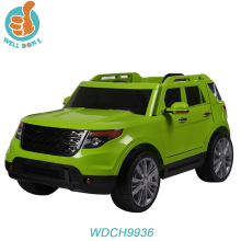 WDCH9936 Wholesale China Electric Powered Mini Jeep For Sale With Music And 2.4G Remote Control