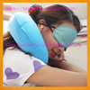 SPRA-437 Travel Lavender Scented Sleep Eye Mask and pillow set Midnight Eyeshade Relaxing