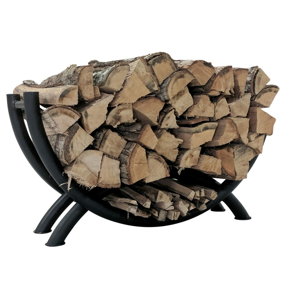 Crescent Heavy Duty Log Rack