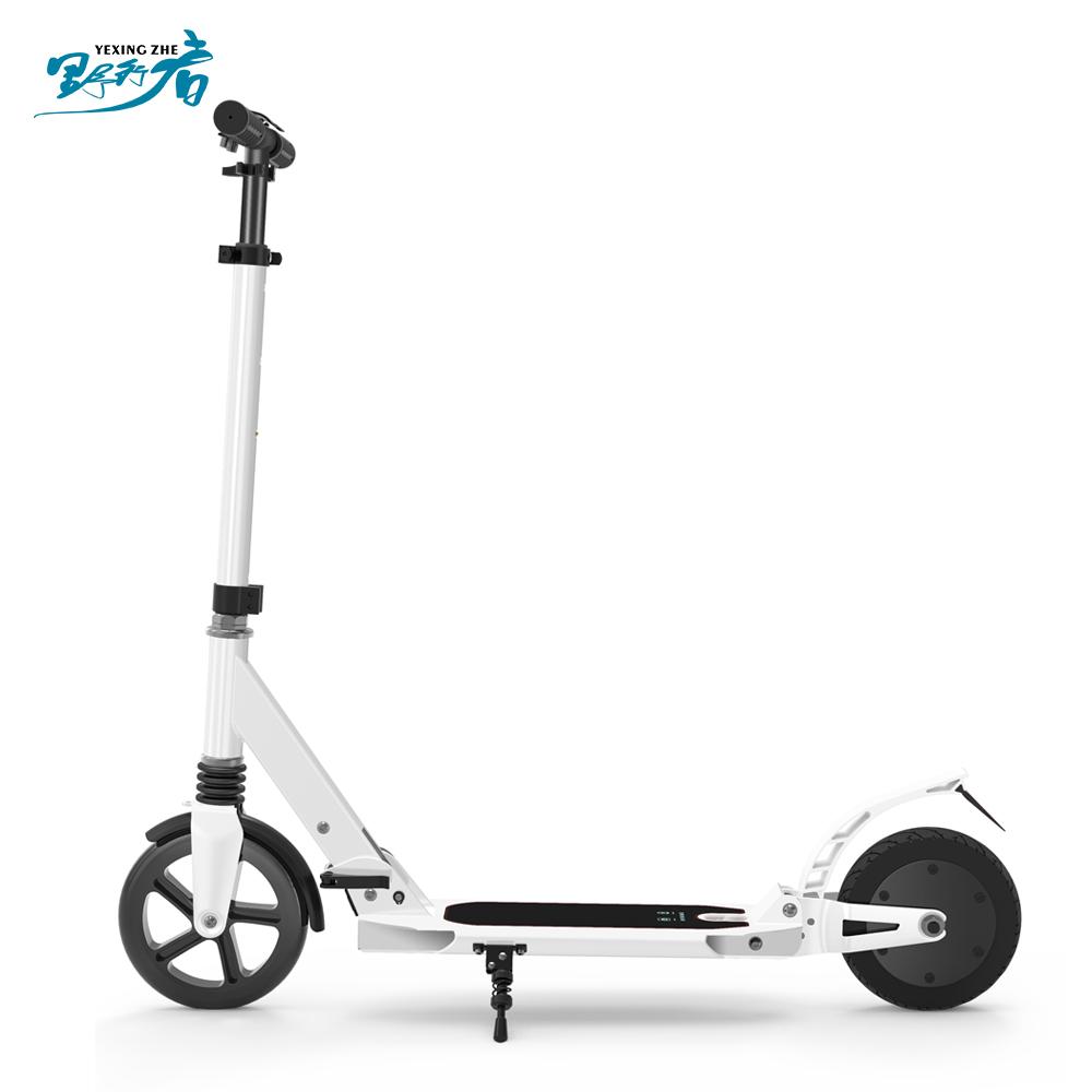 Roller Reichweite Elektrische Klapp Roller Erwachsene Kick Roller China Fabrik Elektrische Roller