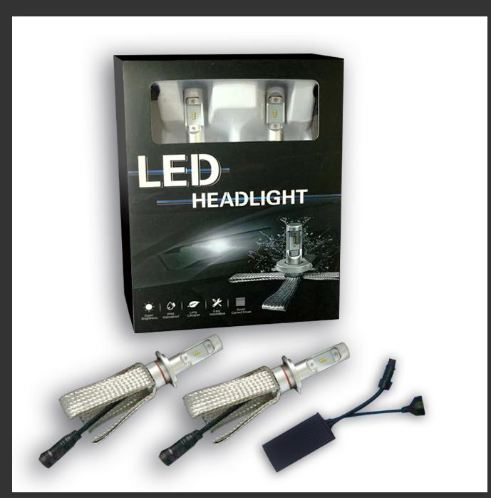 9006 replacement Halogen headlight conversion kit