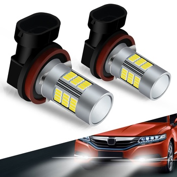 New Arrival H8/H11-54Smd-4014 2000Lm Auto Canbus Led Fog Light Bulb