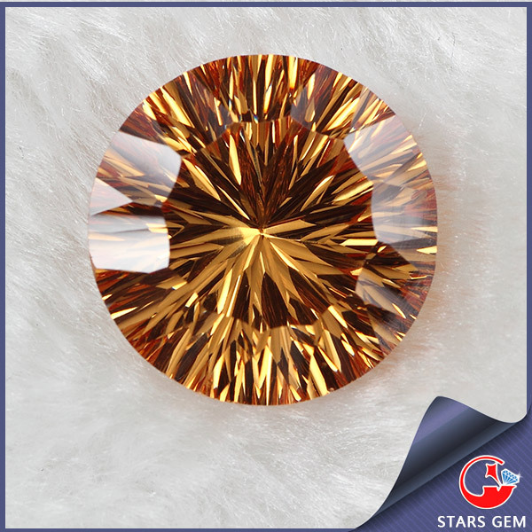 Diamond CZ High Quality And Strength Loose Gemstones