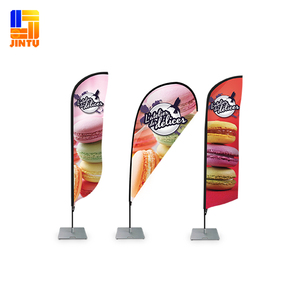 Custom printed outdoor advertising, eco solvent sublimation custom flag