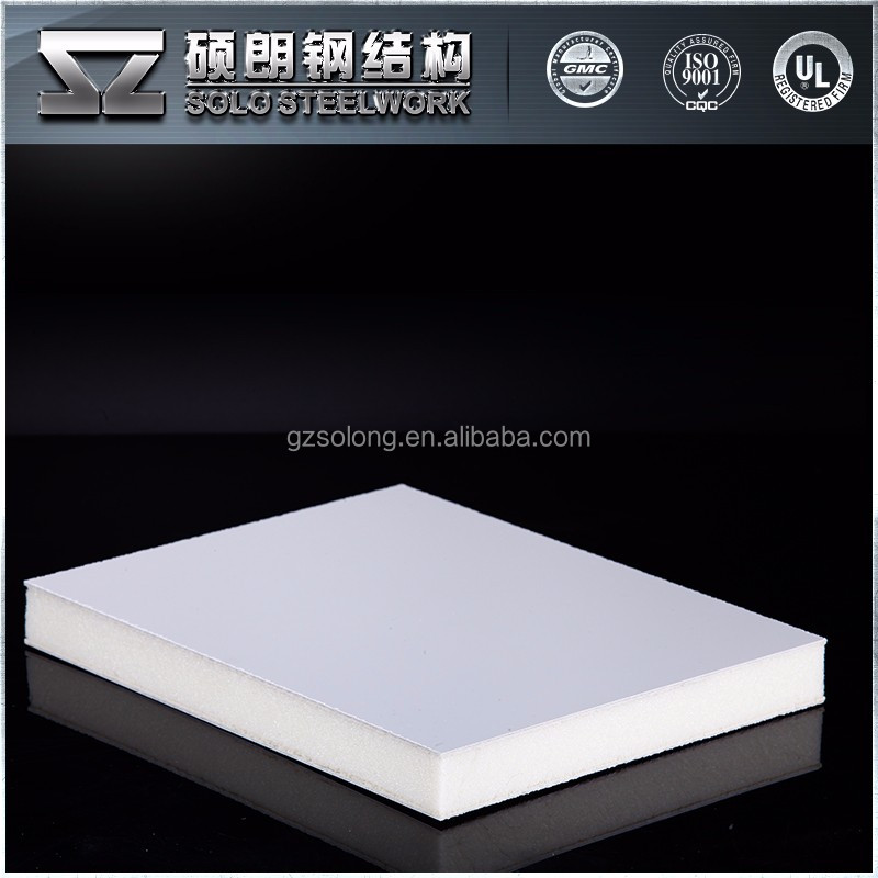 Lightweight PU Sandwich Panel With Volume Weight