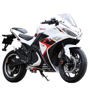Hot sale R3 2000w to 8000w Electric Racing Motorcycle for adult