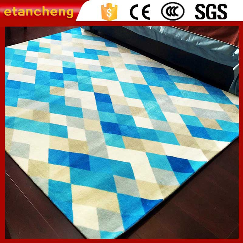 Cheap Rolls Of Rubber Backing Shaggy Carpet Tile