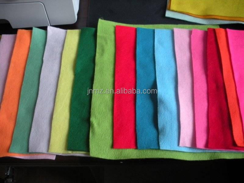 Polyester Needle Felt / Nonwovens Fabrics