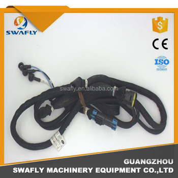 excavator electric parts hyundai wire wiring harness for r250lc 7 rh alibaba com