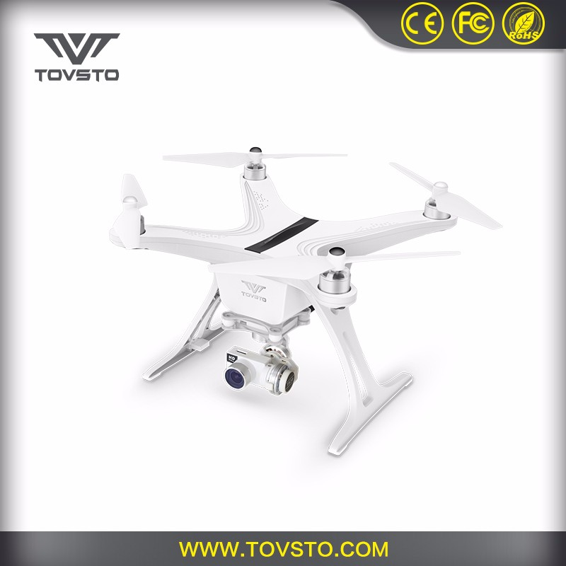 TOVSTO RC Hobby Style Wifi Control 1080P FPV GPS Drone Mini With Camera