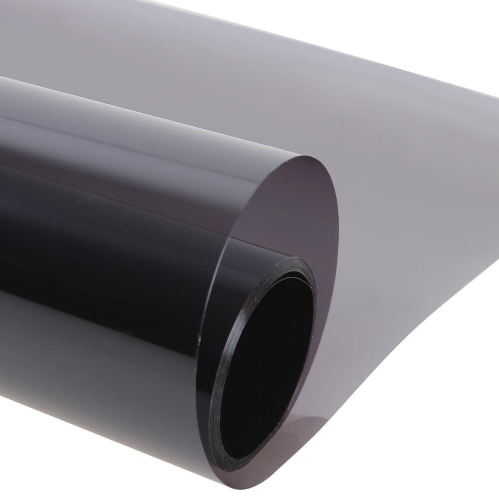 0 5 3m light gray uv insulation car window tint film vlt 45 2 ply solar protection film. Black Bedroom Furniture Sets. Home Design Ideas
