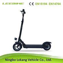 Best quality 10 inch 2 wheel folding stand up scooter electric