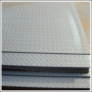 Hot rolled floor plate MS carbon checkered sheet carbon fiber plate sheet