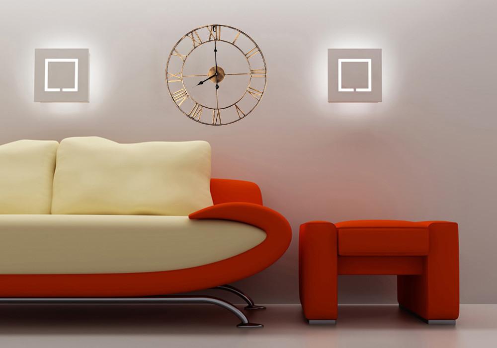 Wholesale-18 5 Inch Oversized 3D Iron Decorative Wall Clock Retro Big Art  Gear Roman Numerals Design The Clock On The Wall