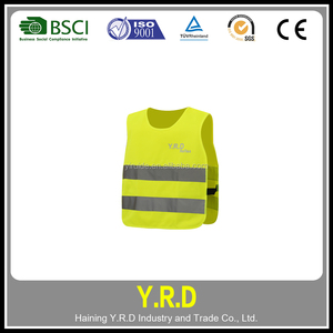 ce en1150 kids reflective safety vest child self protective clothes