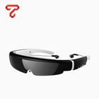 "Multifunctional 98"" 3D FPV googles video glasses bf vr glass downloads mobile movies mobile cinema 8G memory xnxx hd videos"