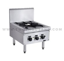 TT-WE1212A 1 Burner Stainless Steel Counter Top China Gas Cooker Stove