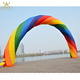 inflatable rainbow arch,advertising inflatable