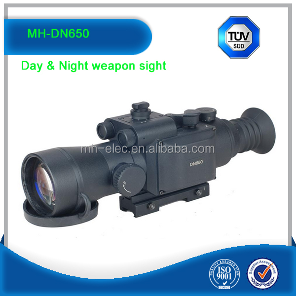 MH-DN650 day and night vision weapon sight
