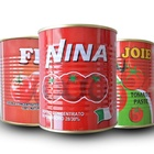2200g 100% purity canned tomato paste