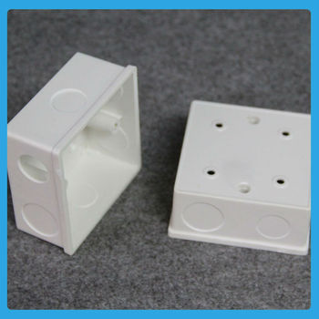 3caabb057fe 3x3 Plastic Pvc Surface Box