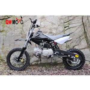 QWMOTO cross pit bike 125cc cheap CRF70 style 125cc dirt bike in motorcycle